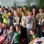 Zelená stužka - Nech je školstvo prioritou 2